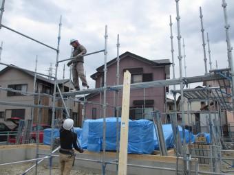 岡崎市の注文住宅で上棟式の準備| 岡崎市・豊田市を中心に注文住宅、新築一戸建てを手掛ける共感住宅ray-out(レイアウト)