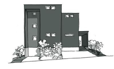 岡崎市真伝町で完成した共感住宅レイアウトの注文住宅