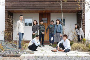 岡崎市・幸田町でお家づくりをしている共感住宅レイアウトの集合写真