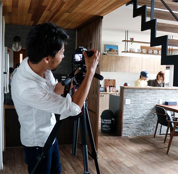岡崎市のO様邸を撮影したカメラマンさんの写真