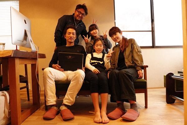 岡崎市でこれから注文住宅づくりを始めるSさまご家族と、堀野