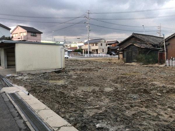 岡崎市で注文住宅、新築一戸建てを手掛ける共感住宅ray-out(レイアウト)が着工する岡崎市の土地