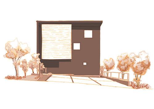 岡崎市・豊田市を中心に注文住宅、新築一戸建てを手掛ける共感住宅ray-out(レイアウト)の見学会