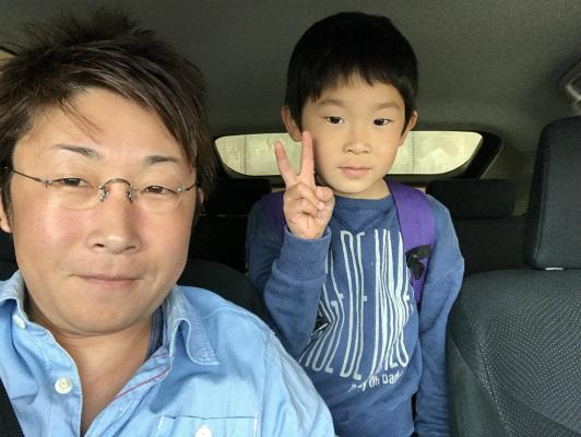 1年生に成長した息子|岡崎市・豊田市・幸田町を中心に注文住宅、新築一戸建てを手掛ける共感住宅ray-out(レイアウト)