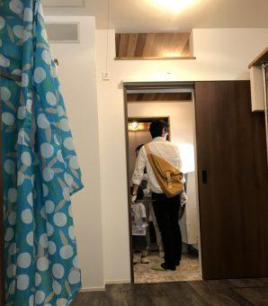 岡崎市・豊田市・幸田町を中心に注文住宅、新築一戸建てを手掛ける共感住宅ray-out(レイアウト)のレイアウトの見学会