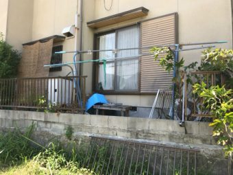 台風被害にあったフェンスを火災保険で直しました|岡崎市・豊田市の注文住宅は共感住宅レイアウト