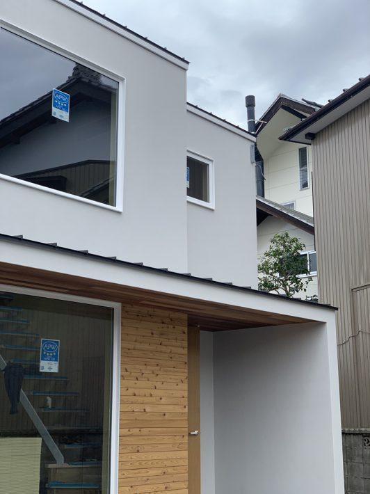 外観|岡崎市・豊田市を中心に注文住宅、新築一戸建てを手掛ける共感住宅ray-out(レイアウト)