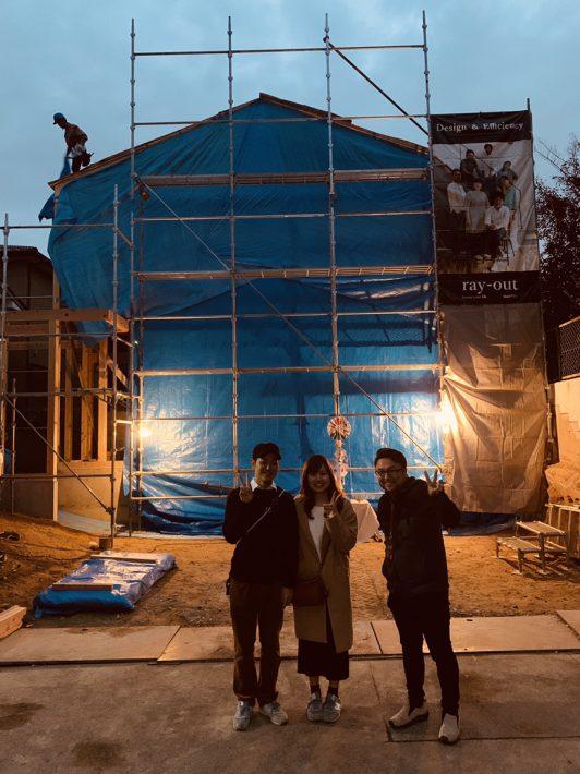 2018年上棟納め| 岡崎市・豊田市を中心に注文住宅、新築一戸建てを手掛ける共感住宅ray-out(レイアウト)