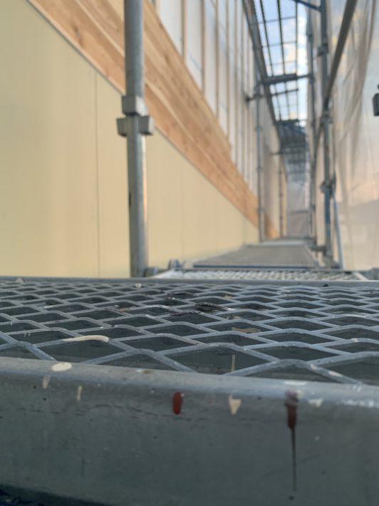 断熱工事完了|岡崎市・豊田市を中心に注文住宅、新築一戸建てを手掛ける共感住宅ray-out(レイアウト)