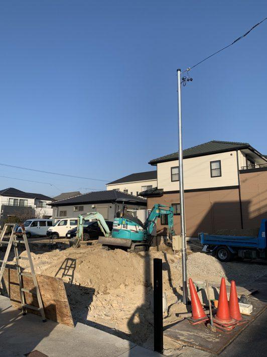 上棟に向けて| 岡崎市・豊田市を中心に注文住宅、新築一戸建てを手掛ける共感住宅ray-out(レイアウト)