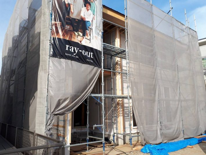 現場の確認|岡崎市・豊田市を中心に注文住宅、新築一戸建てを手掛ける共感住宅ray-out(レイアウト)