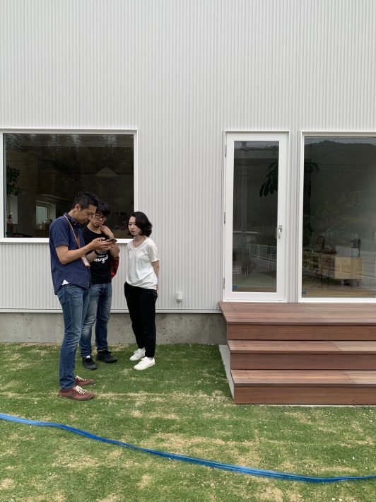 「ever thing|完成見学会」が終了|岡崎市・豊田市を中心に注文住宅、新築一戸建てを手掛ける共感住宅ray-out(レイアウト)