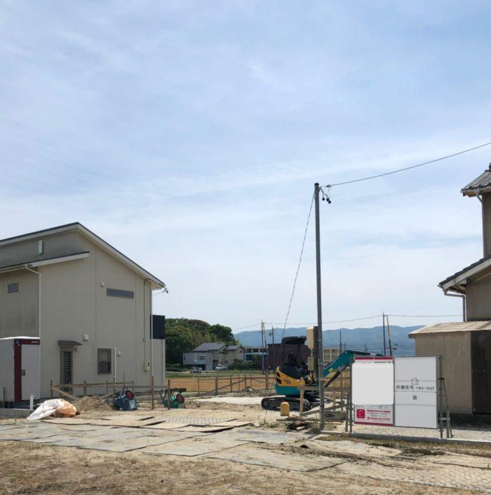 上地町で基礎工事|岡崎市・豊田市を中心に注文住宅、新築一戸建てを手掛ける共感住宅ray-out(レイアウト)