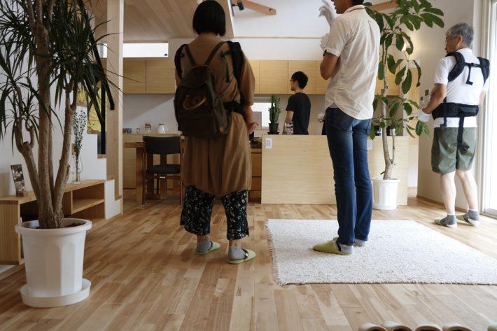「しるし|完成見学会」が終了|岡崎市・豊田市を中心に注文住宅、新築一戸建てを手掛ける共感住宅ray-out(レイアウト)